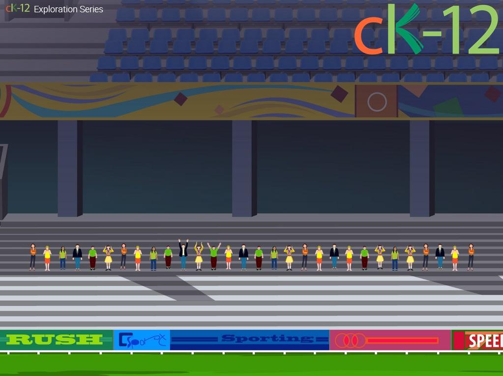 Stadium Wave
